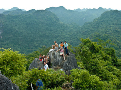 Cat Ba National Forest
