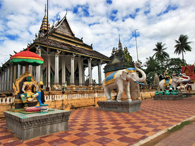 Guide de Voyage Battambang Cambodge