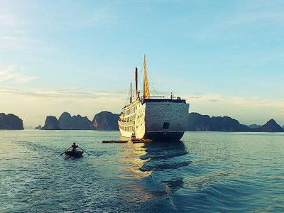 Indochina Sails Junk