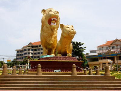 Sihanoukville Golden Lion