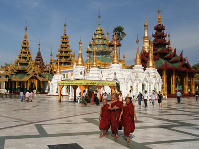 Guide de voyage Rangoon Birmanie