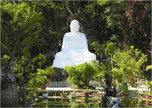 Bouddha gigantesques.
